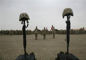 В Афганистане полицейский застрелил двух военнослужащих НАТО