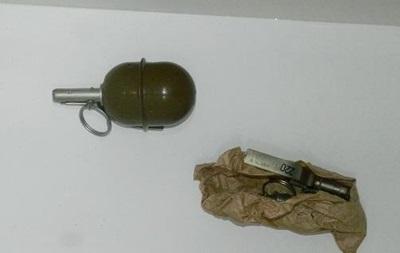 В Киеве рыбак в Днепре выловил гранату