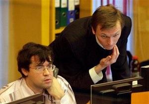 Украинские фондовые индексы продолжают снижаться