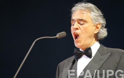 Оперний співак: Сам зателефонував Раньєрі і попросив заспівати перед матчем