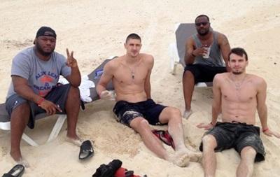 Украинский баскетболист НБА совершил героический поступок