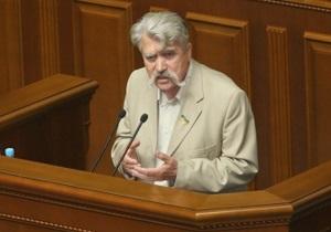 Левко Лукьяненко объявил о завершении политической карьеры - Ъ