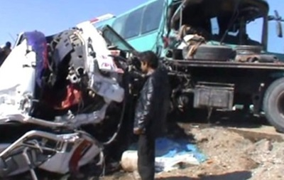 У ДТП в Афганістані загинули 50 людей