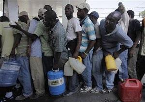 Отчет ООН по Гаити: 75 тысяч погибших, 1 миллион беженцев, 2 миллиона голодающих