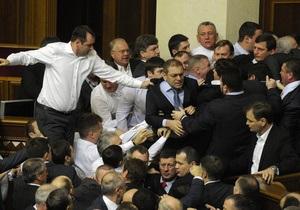 Новая Рада - Рыбак рассказал, как нейтрализовать наиболее буйных депутатов