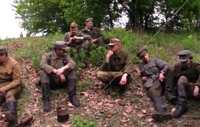 У Києві провели реконструкцію боїв Другої світової