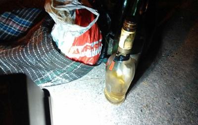 У центрі Одеси знайшли  коктейлі Молотова