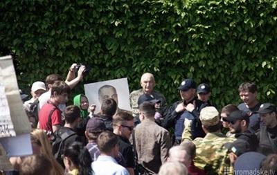 У Києві 9 травня не обійшлося без бійок
