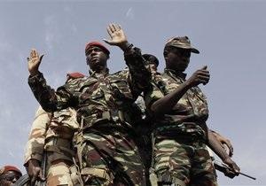 Военная хунта Нигера пообещала провести всеобщие выборы