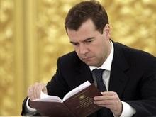 Генсек НАТО поздравил Медведева с победой