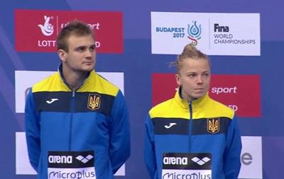 Україна почала чемпіонат Європи з водних видів спорту із двох медалей
