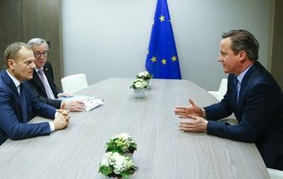 Екс-міністри США закликали Британію не виходити з ЄС