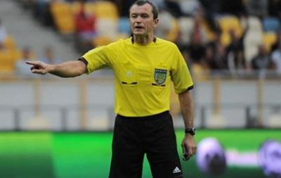 Абдула і Труханов розсудять півфінали Кубка України