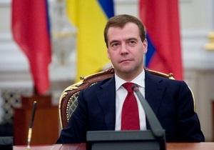 Медведев: Мы будем счастливы принять Украину в ОДКБ