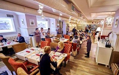 Тесть Турчинова открыл ресторан в центре Киева
