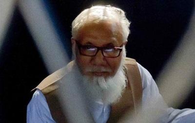 У Бангладеш стратили лідера ісламістів