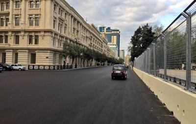 Формула-1: Организаторы Гран-при Европы представили трассу в Баку