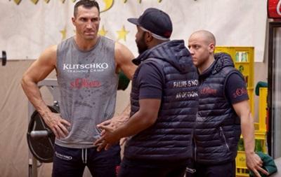 Кличко рассказал подробности своей подготовки к реваншу с Фьюри