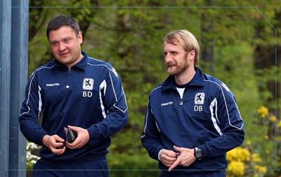Український тренер очолив Мюнхен-1860