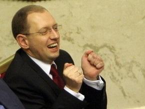 Яценюк купил два кактуса политикам, которые  много себе позволяют