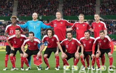 Австрія включила Драговича в заявку на Євро-2016