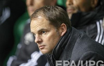 Тренер Аякса подав у відставку після упущеного чемпіонства