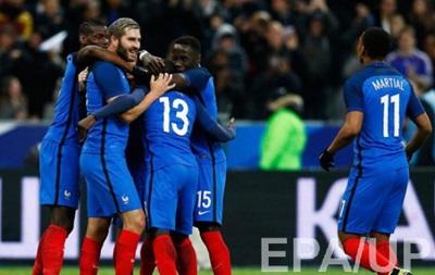 Франція назвала склад на домашній Євро-2016