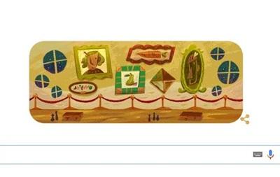 Google выпустил новый дудл ко Дню музеев