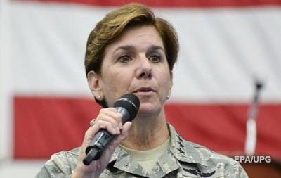 Збройні сили США вперше очолила жінка