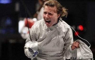 Ольга Харлан завоювала золоту медаль на етапі Кубка світу
