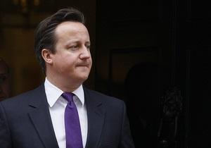 Кэмерон назвал выход фильма Железная леди преждевременным