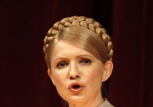 Американский прокурор сообщает, что Тимошенко не давала показаний по делу Лазаренко