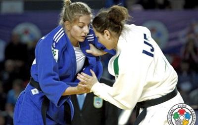 Украинская дзюдоистка Туркс выиграла медаль Гран-при