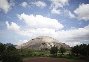 Новости науки - археологические находки - цивилизация майя: В Мексике обнаружили древний город майя