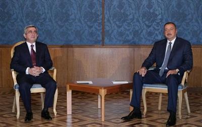 Лідери Вірменії і Азербайджану провели переговори у Відні
