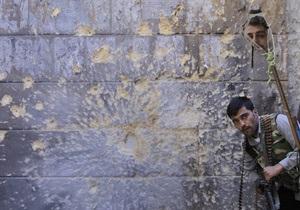 Сирийские повстанцы захватили ключевую авиабазу у Алеппо