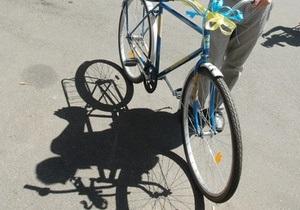 В Киеве до 2011 года планируют обустроить четыре велодорожки