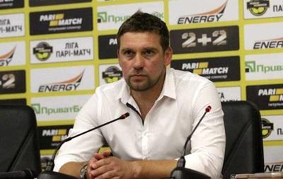 Чорноморець продовжив контракт з головним тренером