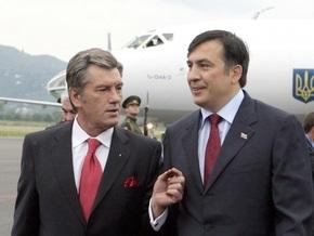 Саакашвили в Киеве примет участие в ток-шоу и почтит память жертв Голодомора