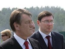 Луценко vs Черновецкий: Ющенко дал министру совет
