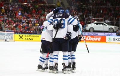 ЧС з хокею: Фінляндія вибиває Росію і проходить до фіналу