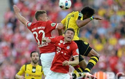 Баварія - володар Кубка Німеччини