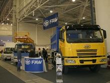 На TIR-2008 компания FAW-Украина представила три новинки