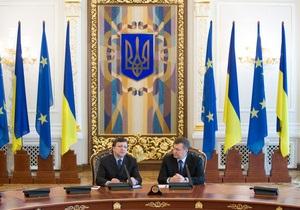 УП узнала один из вариантов освобождения Тимошенко, который Янукович согласовывал с ЕС