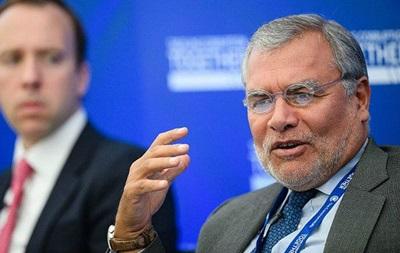 Глава Transparency International відвідає Україну
