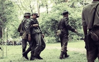 В Івано-Франківську реконструювали бій УПА проти фашистів