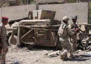 Американцы приняли участие в вооруженных действиях в Ираке