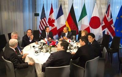 Дипломати: G7 прив яже долю санкцій щодо РФ до втілення мінських угод