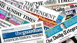 Пресса Британии: Путин, протесты и телевидение