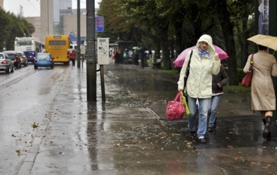 В Евросоюзе вводят налог на дожди - СМИ
